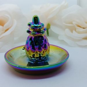 Other - 🆕 Psychedelic Pineapple Jewelry Holder